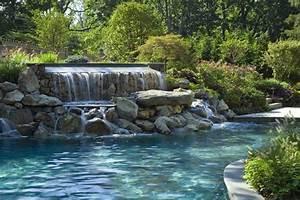 Piscine Avec Cascade : infos sur piscine avec cascade vacances arts guides ~ Premium-room.com Idées de Décoration