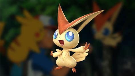 Mythical Pokémon Victini Distribution Has Begun