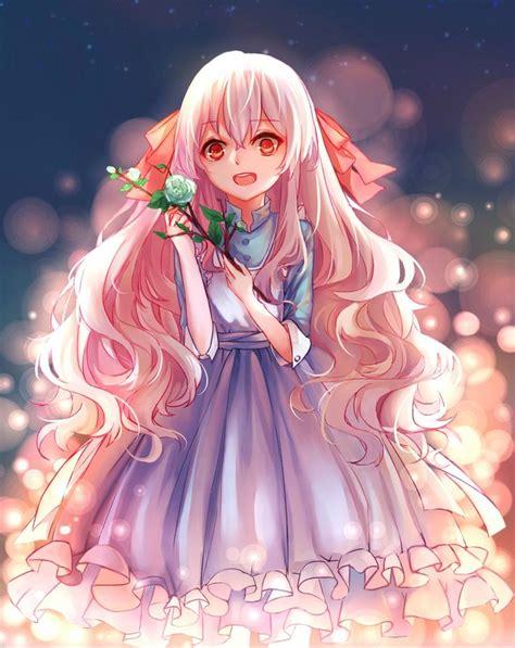 Girly Anime Wallpaper - anime wallpaper wallpaper anime animewallpaper