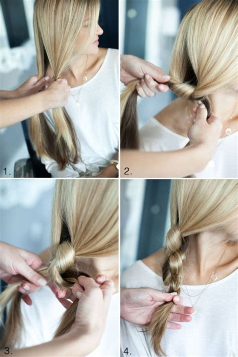 simple hairstyle ideas ready     minutes