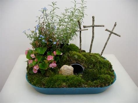 Best 16 Resurrection Garden Ideas On Pinterest Easter