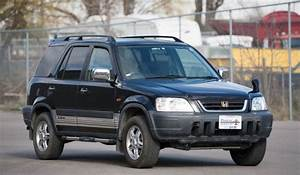 1998 Honda Crv - Manual