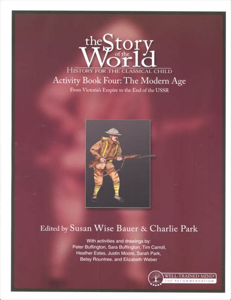 Story of the World Vol 4 Activity Book (Paperback