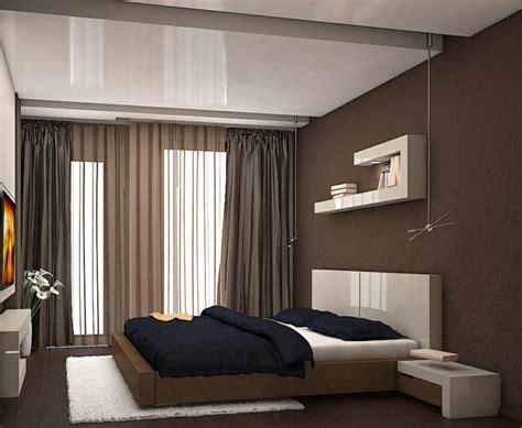 chambre couleur et chocolat rideaux chambre adulte design d 39 intérieur chic en 50 idées
