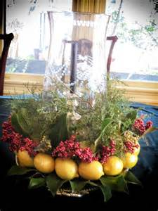 how to make a christmas holiday fruit wreath centerpiece youtube