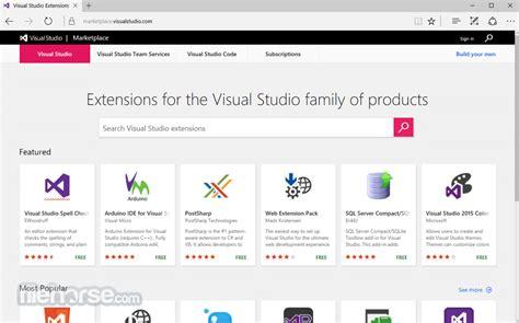 visual studio community   descargar