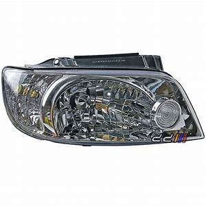 Replacement Right Headlight Lamp For Hyundai Elantra