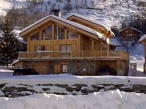 Chalet En Bois Prix : superbe chalet 12 pers les menuires les 3 vall es pied ~ Premium-room.com Idées de Décoration
