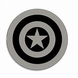 Captain America Shield Logo Marvel Avengers Assemble ...