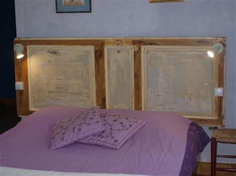 tete de lit personnalise une porte d 233 tourn 233 e les recettes du du loup