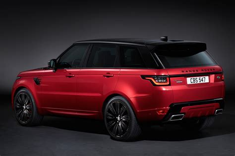 land rover sport range rover sport 2018 my and p400e phev by car magazine