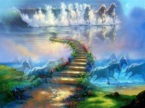 horse heaven jim warren peace tranquility pinterest