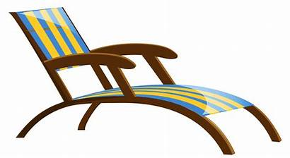 Chair Transparent Clipart Lounge Vacation Chairs Yopriceville
