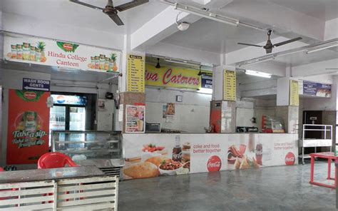 college canteens  india