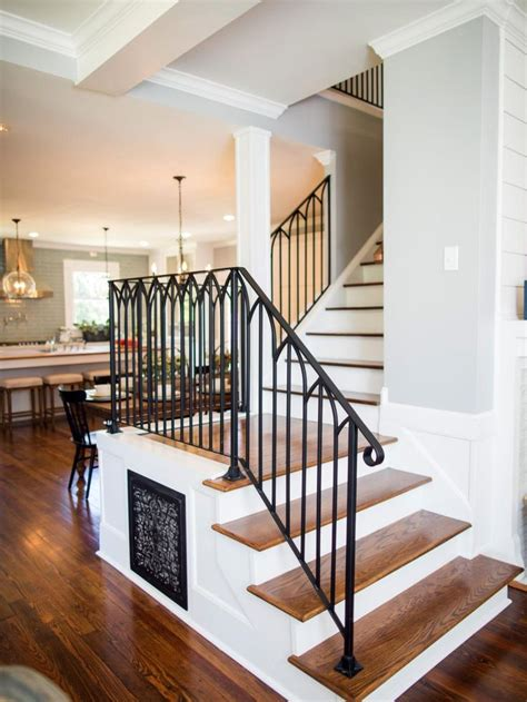 Metal Banister Railing by Best 25 Wrought Iron Railings Ideas On