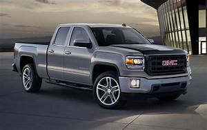 2015 GMC Sierra 1500 SLE Double Cab Carbon Edition