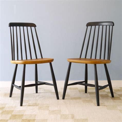 chaise scandinave vintage chaises design scandinave bois la maison retro