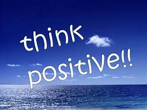 Positive Energie Bilder : think positive shelley hallmark ~ Avissmed.com Haus und Dekorationen