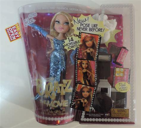 Bratz The Movie Cloe Doll Barbie Monster High Liv Moxie