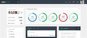 20 professional html admin templates With simple admin html template