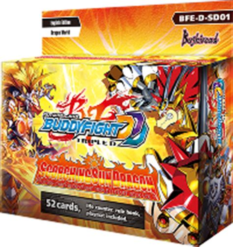 buddyfight trial deck 7 buddyfight trial decks collector s cache