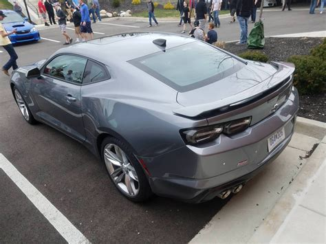 2019 Chevrolet Camaro Order Guide  Gm Authority
