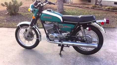 Suzuki Gt250 by 1973 Suzuki Gt250 2 Stroke