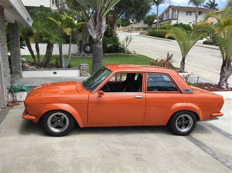 Datsun 510 For Sale California by 1971 Datsun 510 Two Door Sedan Sr20det 5spd For Sale In
