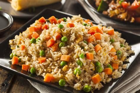 livre recette cuisine recette de riz frit chinois toute simple et rapide à faire