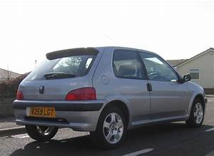 Used Peugeot 106 Quiksilver 1 4 Hatchback For Sale  U00a32495