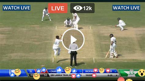 Live Test Cricket: Day 2 | SL v ENG | Sri Lanka vs England ...