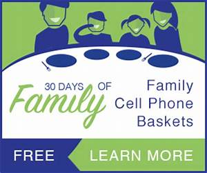 Free Cell Phone Baskets Available After April 6th