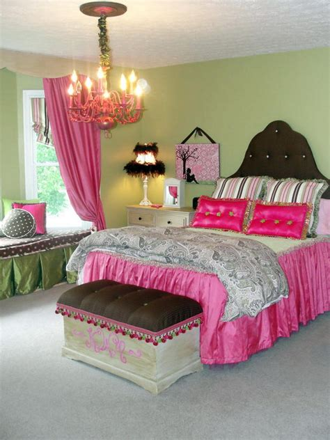 Attractive Teen Girls Bedroom Ideas The Best Master