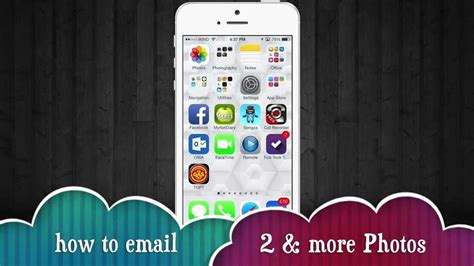 how to delete emails on iphone 5 how to send several pictures email in iphone 5s iphone 5