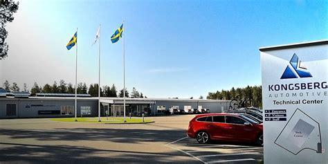 Mullsjö Plant & Tech Center, Sweden Kongsbergautomotiveweb