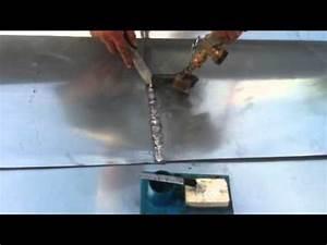 Comment Faire Une Soudure à L étain : tutorel explication sur soudure tain sur zinc youtube ~ Premium-room.com Idées de Décoration
