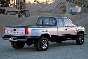 1990 98 Chevrolet CK Pickup Consumer Guide Auto