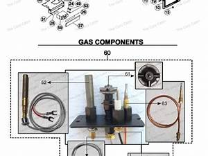 Hearthstone Wood Stoves Parts Diagram Tucson 8700 The Cozy