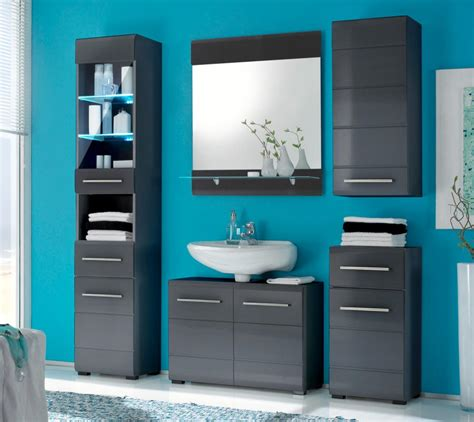 badezimmer set grau badezimmer chrome 5 tlg badm 246 bel komplett set grau metallic