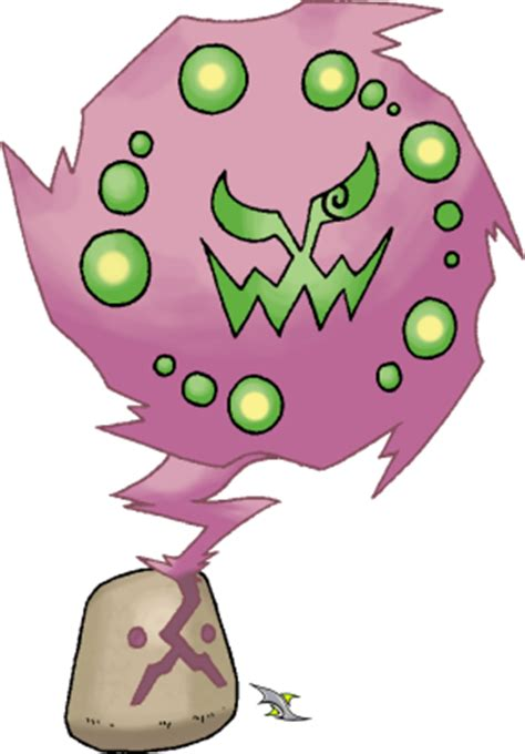 Pokemon Official Artwork by Spiritomb V 2 By Xous54 On Deviantart