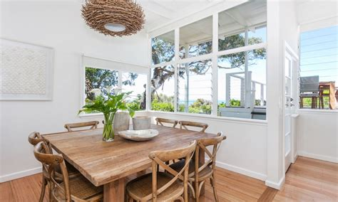 Coastal Style Dining Room Sets Coastal Inspired Dining