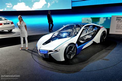 Frankfurt Auto Show: BMW Vision EfficientDynamics [Live Photos] - autoevolution