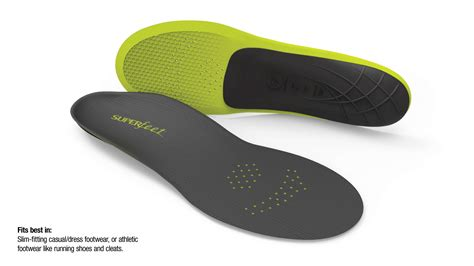 carbon carbon fiber sports insoles superfeet