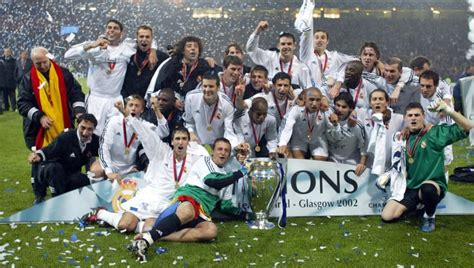 Analysing Real Madrid's History in UEFA Champions League ...