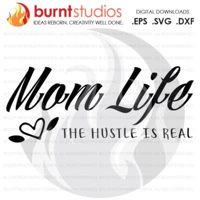 In contrast to being designed in pixels, like a jpg or png, it is created using lines and. Blessed Mama SVG Archives - Burnt Studios