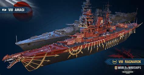 world  warships  colliding  warhammer  pc gamer