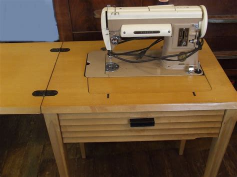 diy sewing machine cabinets plans wooden    build