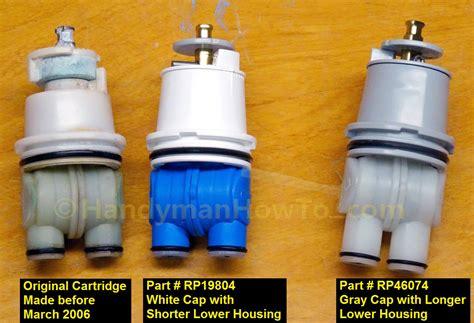 delta water faucet cartridge advocate master plumbing diy delta shower faucet repair