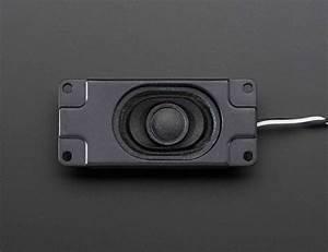 4 Ohm Lautsprecher : stereo lautsprecher 3w 4 ohm mit geh use und jst ~ Jslefanu.com Haus und Dekorationen