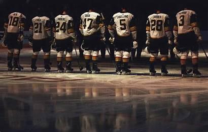 Vegas Hockey Sport Nhl Ice Knights Golden